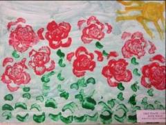 Emilė Einaitė 3,10 m. 'Rožių sodas'