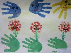 Ahmed Mourad 4,3 m. 'Šypsosi gėlės'