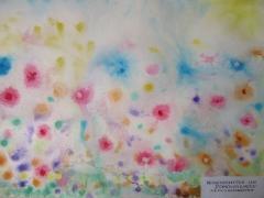Benas Navikevičius 4,4 m. 'Žydinčių gėlių pieva'