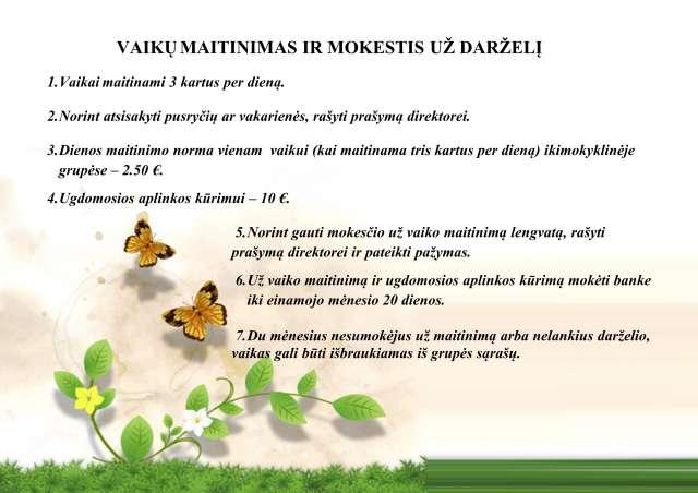 5 drugeliai