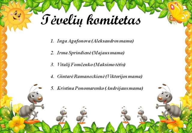 7 skruzdeliuku