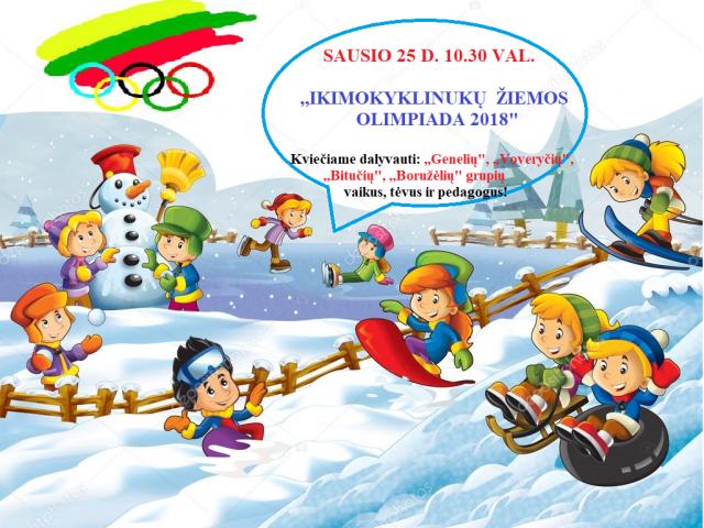 zemos olimpiada